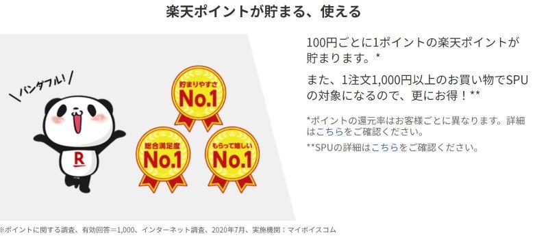 楽天Koboで電子書籍購入額の100円につき1ポイント還元特典